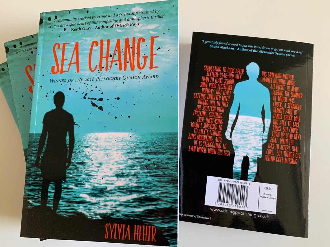 Sea Change, Stirling Publishing